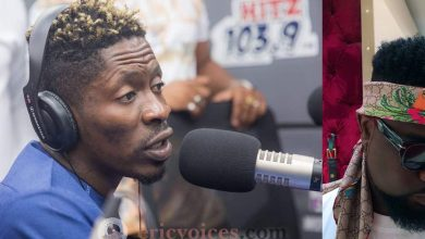 Photo of Sarkodie You Are A Fool — Angry Shatta Wale Boldly Disses Sarkodie
