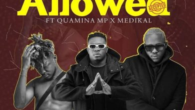 Photo of AMG Armani Ft. Quamina Mp x Medikal – Allowed (Prod. By Slim Drumz)