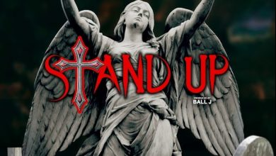 Photo of Ball J – Stand Up (Prod. By Ball J Beatz)