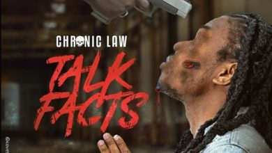 Photo of Chronic Law – Talk Facts (Jahmiel Diss) (Prod. By Shabdon Records)