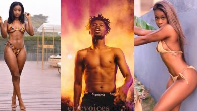 Photo of Kwesi Arthur 'Bonks' The Hell Out Of Efia Odo In A Viral S3xtape