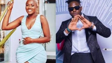 Photo of Medikal and Fella Makafui replies Eno Barony over her diss song