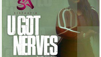 Photo of Sista Afia – U Got Nerves (Eno Barony & Freda Rhymz Diss) (Prod. By Tom Beatz)