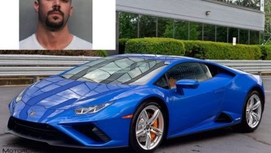 Photo of American Man Arrested For Using Covid-19 Funds to buy Lamborghini