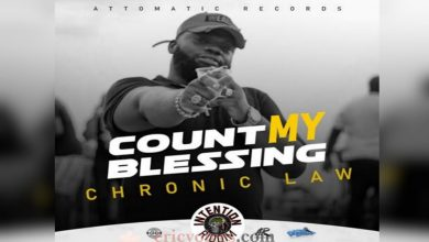 Photo of Chronic Law – Count My Blessings (Prod. By Dan Sky Records)