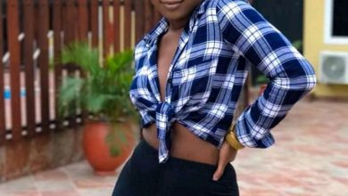 Photo of Efia Odo Cries As She Narrates The Hardship Celebrities Are Facing
