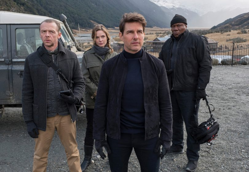 A COVID-19 Outbreak Has Reportedly Hit The Set Of Mission: Impossible 7
