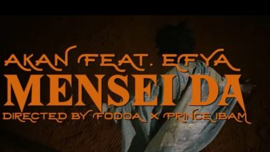 Photo of Official Video: Akan – Mensei Da Ft Efya