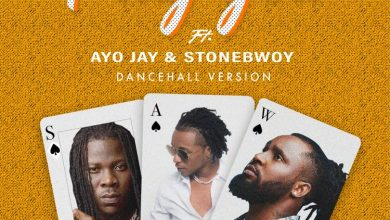 Photo of Weirdz Ft Stonebwoy x Ayo Jay – Play You (Remix) (Prod By Young D)