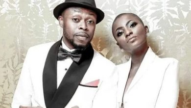 Photo of Ahuofe Patri Blows Kalybos With Love After His Heartwarming Words To Her