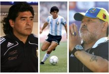 Photo of Argentina legend Diego Maradona is dead