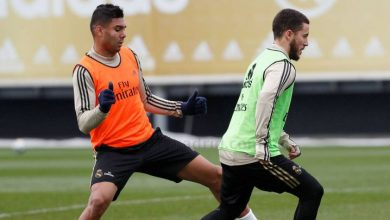 Photo of Eden Hazard and Casemiro Real Madrid stars test positive for COVID-19