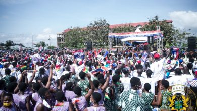 """Photo of Nana Addo Shames """"Free SHS Enemies"""" With Good WASSCE Results"""