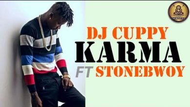 Photo of DJ Cuppy – Karma ft. Stonebwoy Video