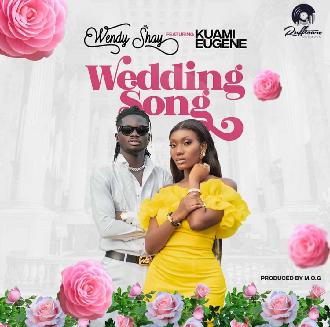 Official Video: Wendy Shay ft Kuami Eugene – Wedding Song