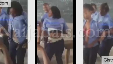 Photo of Secondary School Girls Spotted Doing Dirty Dancing In Class