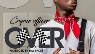 Photo of Cryme Officer – Over (Prod. by Yaw Spoky)