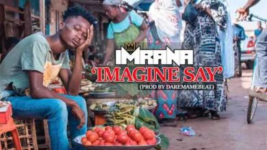 Photo of Imrana – Imagine Say (Prod By Daremame Beat)