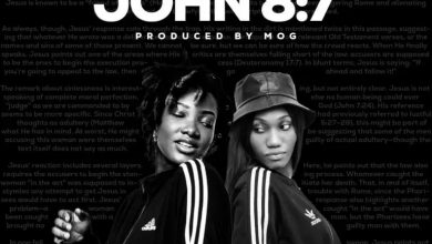 Photo of Ebony – John 8:7 ft Wendy Shay (Prod. by MOG)