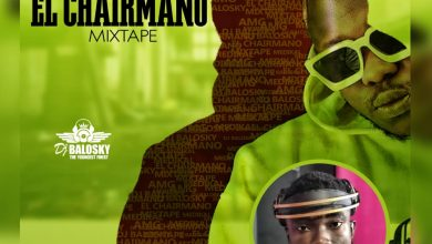 Photo of DJ Balosky Present 'El Chairmano Mixtape
